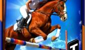 Horse Show Jump Simulator 3D. ���� �� android
