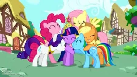 My Little Pony - Friendship is magic!
