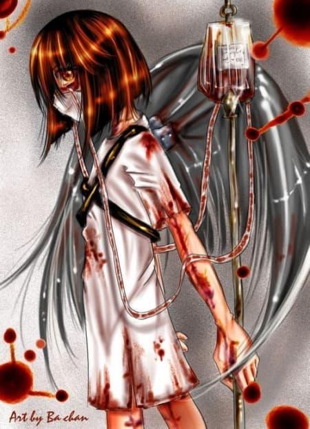 Японские имена связанные с кровью
