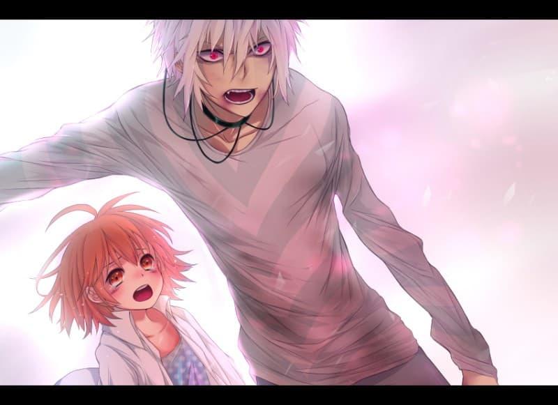 картинки злых аниме девушек