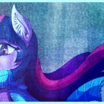 Просмотр фото «Twilight Sparkle - Quiet Determination»