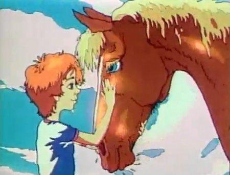 Про лошадей онлайн скачать мультик
