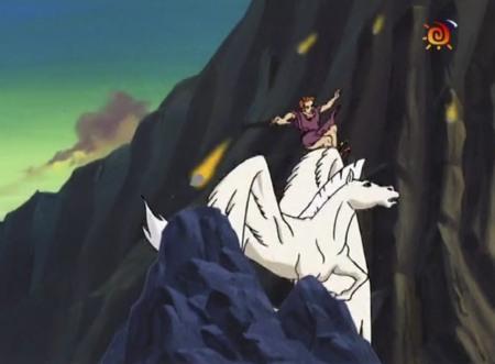 Мультфильм про лошадей войны мифов