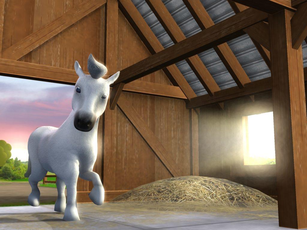 """Игра про лошадей """"101 любимчик. Пони - маленькие лошадки."""""""
