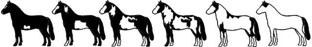 Рисунки разных вариантов типа фрейм-оверо