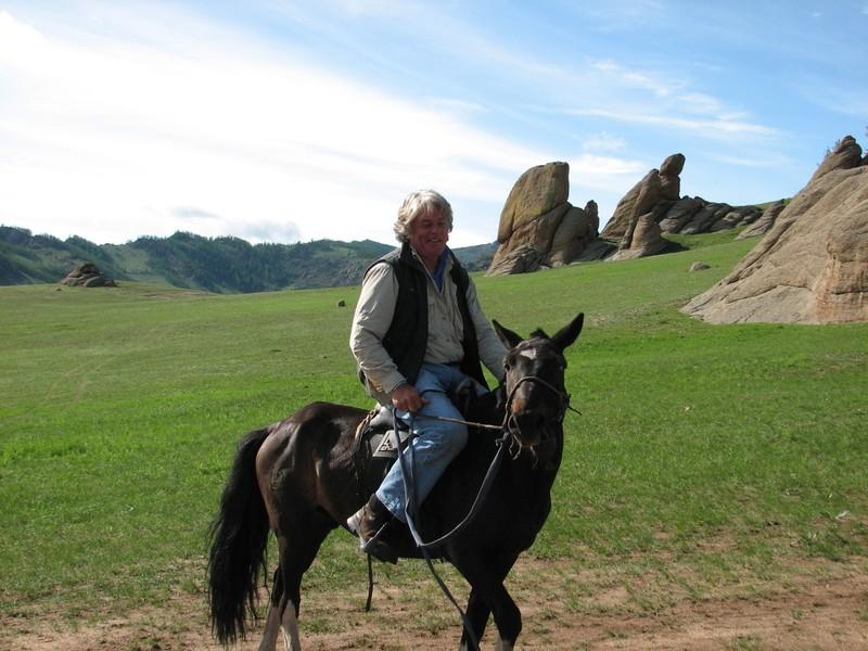 Фото пони монгольской породы