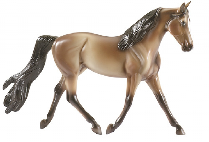 Статуэтка лошади породы морган