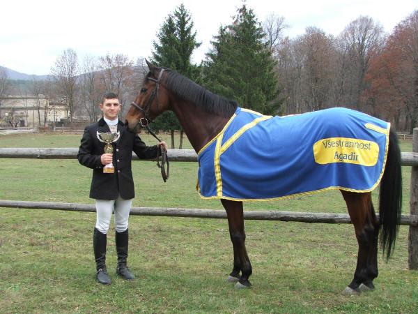 Чемпион Швейцарии породы Гидран