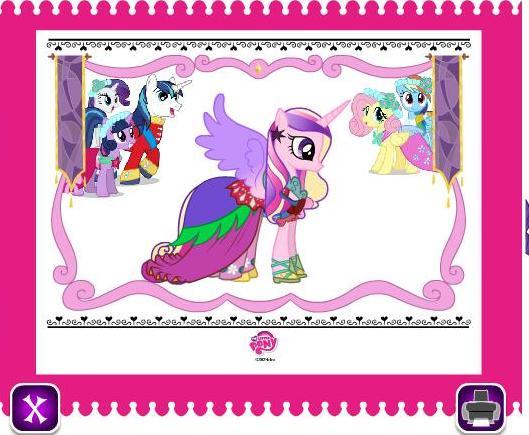 Принцессы играть онлайн