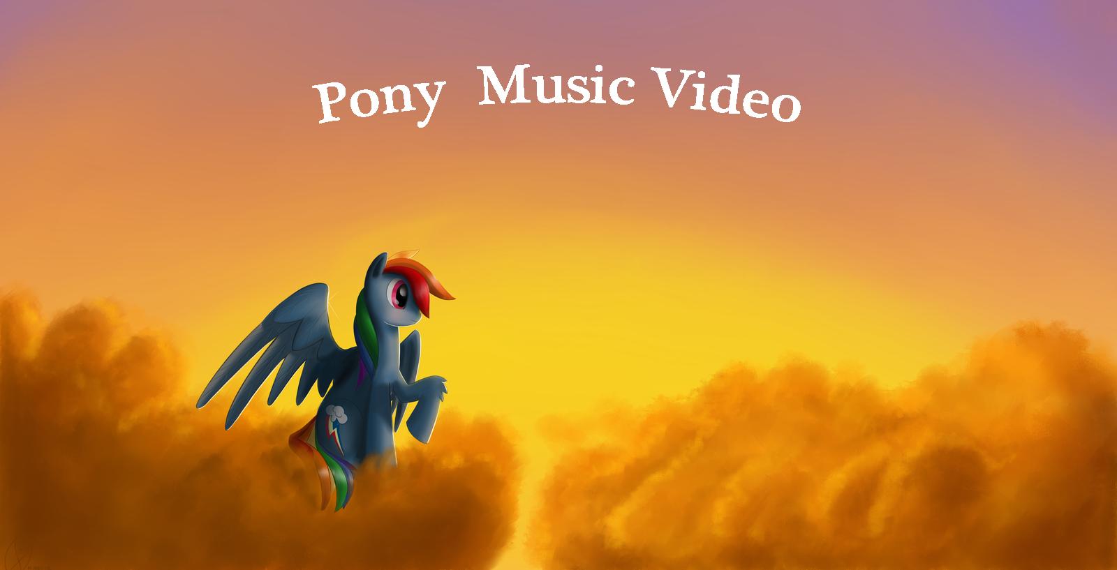 Мультфильм про пони