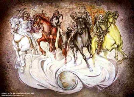 Красная книга волшебных лошадей.1 часть.
