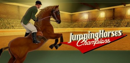 Jumping Horses Champions. Игра для android
