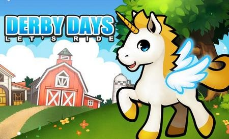 "Игра для android  ""Derby Days"""