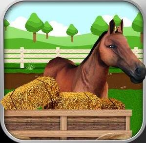 "Игра на android ""Shadow Horse Cart Racing"""