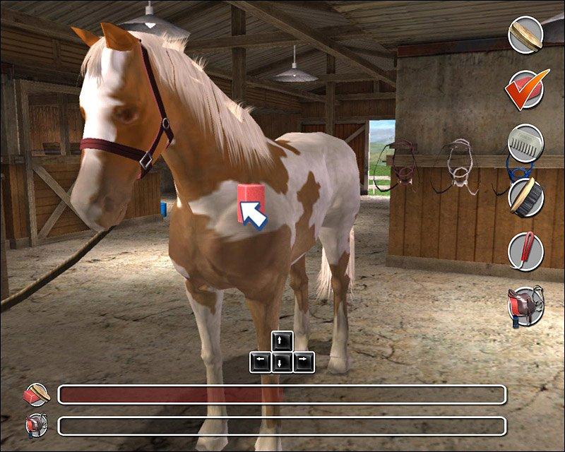 Секрет Николь скачать игру про Лошадей