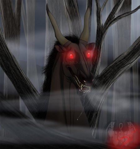 Джерсийсикий дьявол