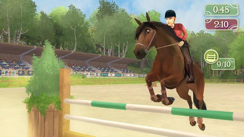 Игра Ранчо Ласковый Пони Скачать