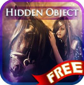 "Игра на android ""Hidden Object Horse Whisperer"""