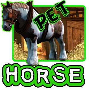 "Игра для android ""Horse Pet"""