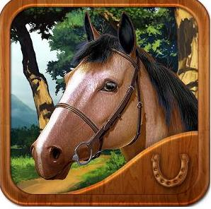 "Игра для android ""Run Horse Run"""