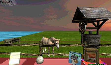 Baby Horse Pet. Игра для android