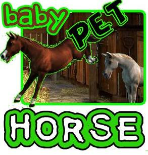 "Игра для android ""Baby Horse Pet"""